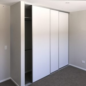 Prefinished Sliding Wardrobe Doors