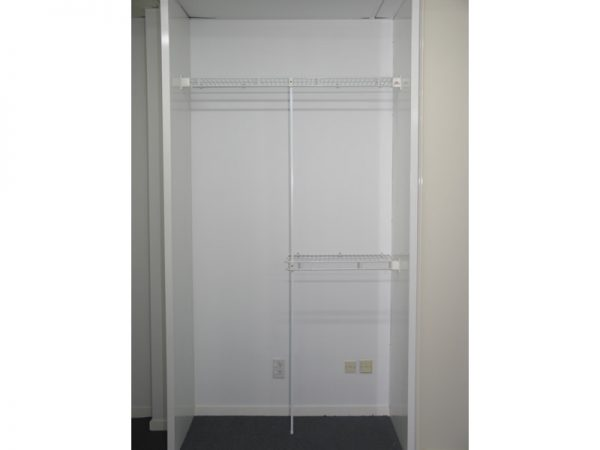 Ventilated Wire Wardrobe Organiser
